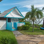 Foto de Blu' Beach Bungalows