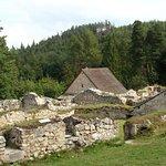 Kartuzian monastery ruins