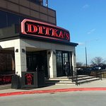 front entrance to Ditka's - Oakbrook Terrace