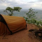 On the edge of the world type campsites