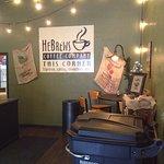 Foto de HeBrews Coffee Company