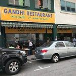 Gandhi Restaurant, Chander Street