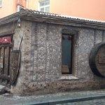 Restaurangen utifrån
