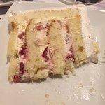 The dessert cake