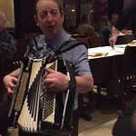 The accordeon player