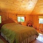 Lodgeschlafzimmer
