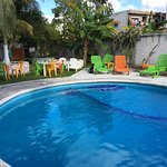 Photo de Amigos Hostel Cozumel