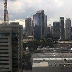 A view of Sao Paulo