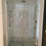 Nice big shower area