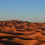 Desierto del Sahara (Erg Chebbi) Haimas.