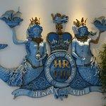 Foto de Henry VIII Hotel