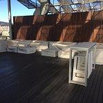 Otro detalle de la terraza.