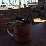 Funk Zone Mule with view
