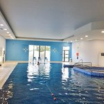 Swimming Pool in Springhill Court Hotel Leisure Club