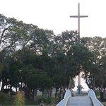 Mission Nombre de Dios, from a distance