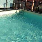 piscine très froide