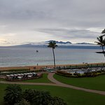 View from our room's Lanai