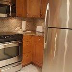 Kitchen in our condo