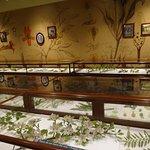 Glass flower exhibition