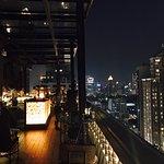 Terrazza con bar/ristorante