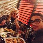 Yummy diner 🍤
