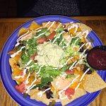 Jemez Burrito and Lone Star Nachos are great!