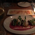 Awesome meal - the pasta is a killer dish! The wine recommended by the waitress was also excelle