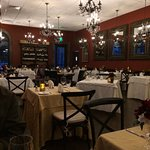 The dinning room @ Le Coq d'Or