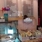 precios y helados