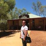 Alice Springs Telegraph Station Historical Reserve Foto