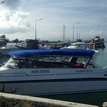 Private Speed Boat Transfer To/From Ko Samui