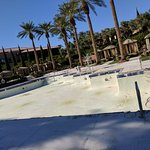 Despite the lack of a pool, you will still be charged a resort fee.