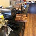 Waffles, breads & bagels