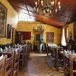 Dining Room at Hacienda Cusin