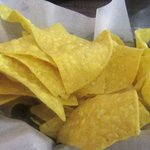Complementary Chips and Salsa, Mexicali Grill, Santa Clara, CA