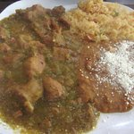 Chile Verde, Mexicali Grill, Santa Clara, CA
