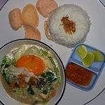 Chicken Cap Cay rp 35,000