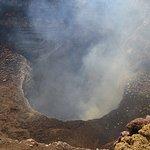 masaya volcano rim