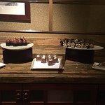 Concierge Lounge: Sweet Endings Desserts
