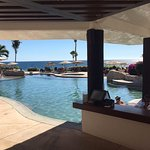 Pool + Ocean view