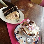 We visited this weekend after seeing Cocoa Wonderland on trip advisor. Beautiful hot chocolates