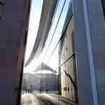 Neues Museum, con le sue avveniristiche linee