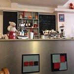 Verreys Cafe Counter area