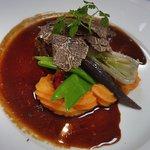 Filet de veau et foie gras