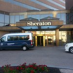 Foto de Sheraton Syracuse University Hotel & Conference Center