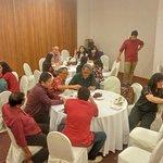 Christmas eve gathering at HotelRoyal functionroom_large.jpg