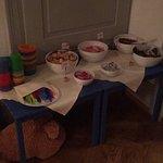 Kinderfrühstücksbuffet