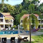 Anjungan Beach Resort Foto