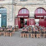 VINTAGE CAFE Terrasse