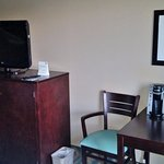 room 211, Holiday Inn Express Bluffton, SC, Jan 2017